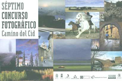 Folleto del Concurso Fotográfico del Camino del Cid