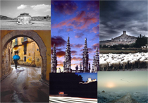 Imágenes ganadoras del 1er premio del Concurso Fotográfico Camino del Cid