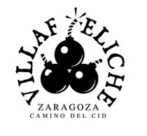 Sello de la localidad de Villafeliche, Zaragoza