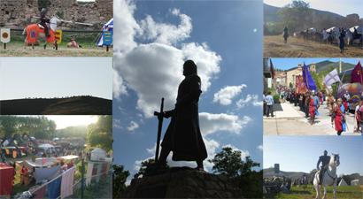 El Poyo del Cid recordará el fin de semana del 11 y 12 de junio las andanzas del Cid en la zona