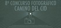 Postal del 8º Concurso Fotográfico Camino del Cid