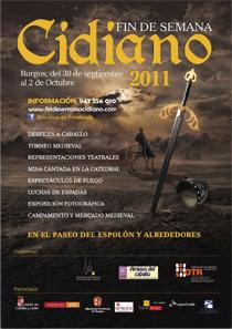 El Fin de Semana Cidiano se celebra a finales de mes