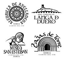 Últimos sellos incorporados a la red del salvoconducto del Camino del Cid