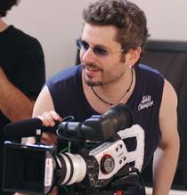 Imagen del director de cine Juanma Bajo Ulloa