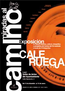 La exposición en Caleruega podrá visitarse hasta el próximo 15 de enero