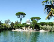Alhama de Aragón es famosa desde la antiguedad por sus aguas termales