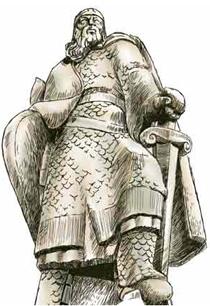 El Cid, uno de los mayores héroes de que nos ha dado la épica medieval