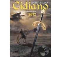 Cartel del Fin de Semana Cidiano 2012