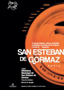 La exposición fotográfica permanecerá en San Esteban de Gormaz hasta el 21 de julio