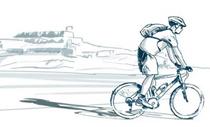 La nueva sección de la página web ofrece una relación de todos los talleres de bicicletas existentes a lo largo de la ruta