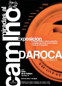 La exposición fotográfica permanecerá en Daroca hasta el 11 de agosto