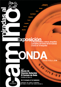 La muestra permanecerá en Onda (Castellón) hasta primeros de septiembre
