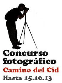 El 15 de octubre finaliza el plazo de partipación en el Concurso Fotográfico Camino del Cid