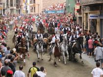 Emoción y riesgo en la Entrada de Toros y Caballos de Segorbe, Castellón