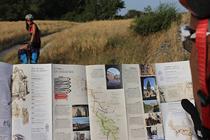Ya están disponibles en web para consulta los folletos del Camino del Cid