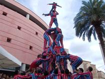 Algemesí, en Valencia, celebra las fiestas de la Mare de Déu de la Salut, declaradas Patrimonio de la Humanidad