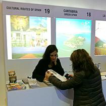 Rutas Culturales de España el año pasado en la World Travel Market