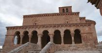 Iglesia de San Miguel de la localidad soriana de San Esteban de Gormaz