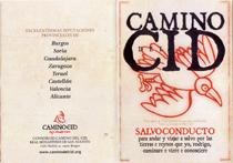 Salvoconducto del Camino del Cid